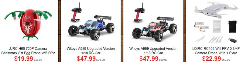 TOMTOP Spring sale toy hobbies (5)