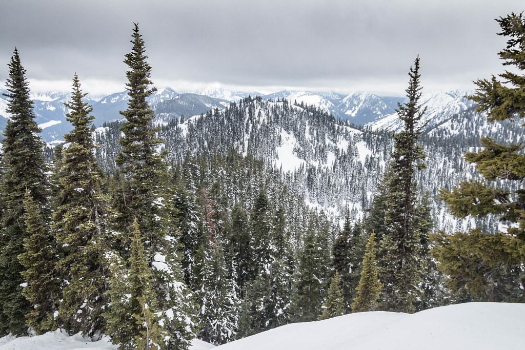 Nason Ridge Peak #3