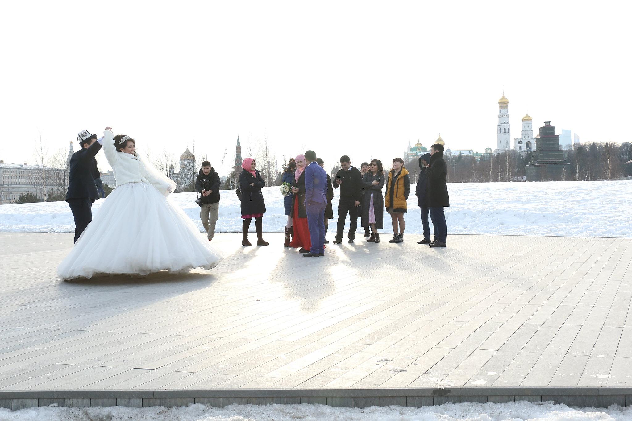 киргизские свадьбы как проходят в москве видео если