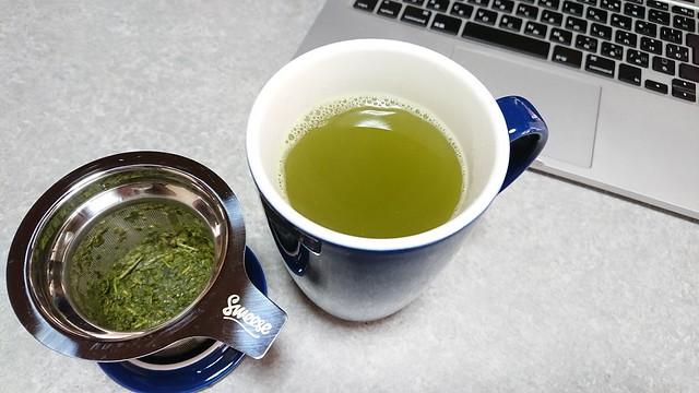 ズボラしたいお茶好きにはSweeseのワンカップティーメーカーがピッタリだった