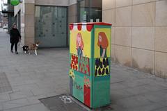 PAINT-A-BOX STREET ART ON CORK STREET IN DUBLIN [AT THE INTREO OFFICE]-137919
