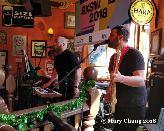 Le Galaxie Friday at SXSW 2018