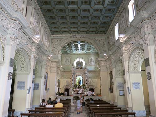 Santuario della Madonna della Montagna di Polsi - Interno della chiesa