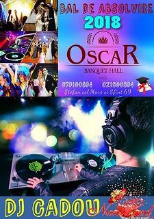 "Balul de absolvire 2018 la ""Oscar Banquet Hall"""