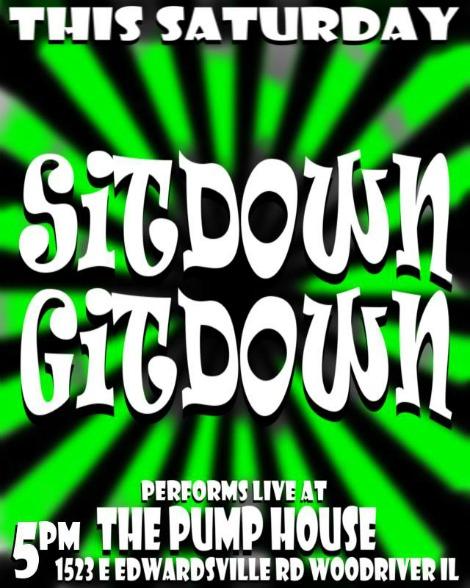 Sitdown Gitdown 4-14-18