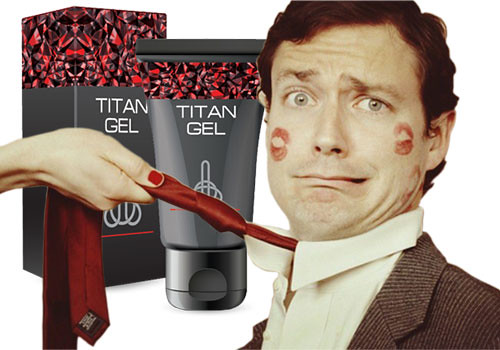 Meilleur prix! acheter titan gel produit masculin Nice