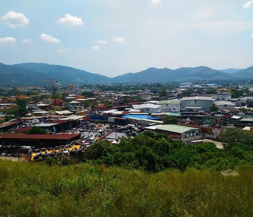 橫台山棕土現況(攝於2017年6月)