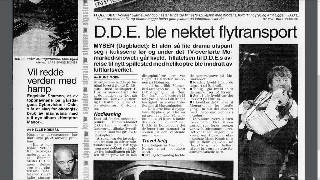 dde dagbladet