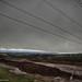 La vallée du rhône vue du Pilat & sous une chappe de plomb...