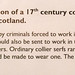 Serf's Collar at the National Mining Museum Scotland 2 of 2