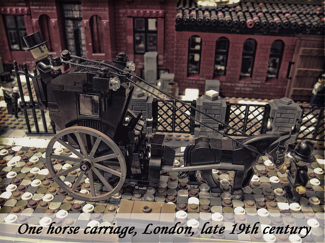 19th century London carriage
