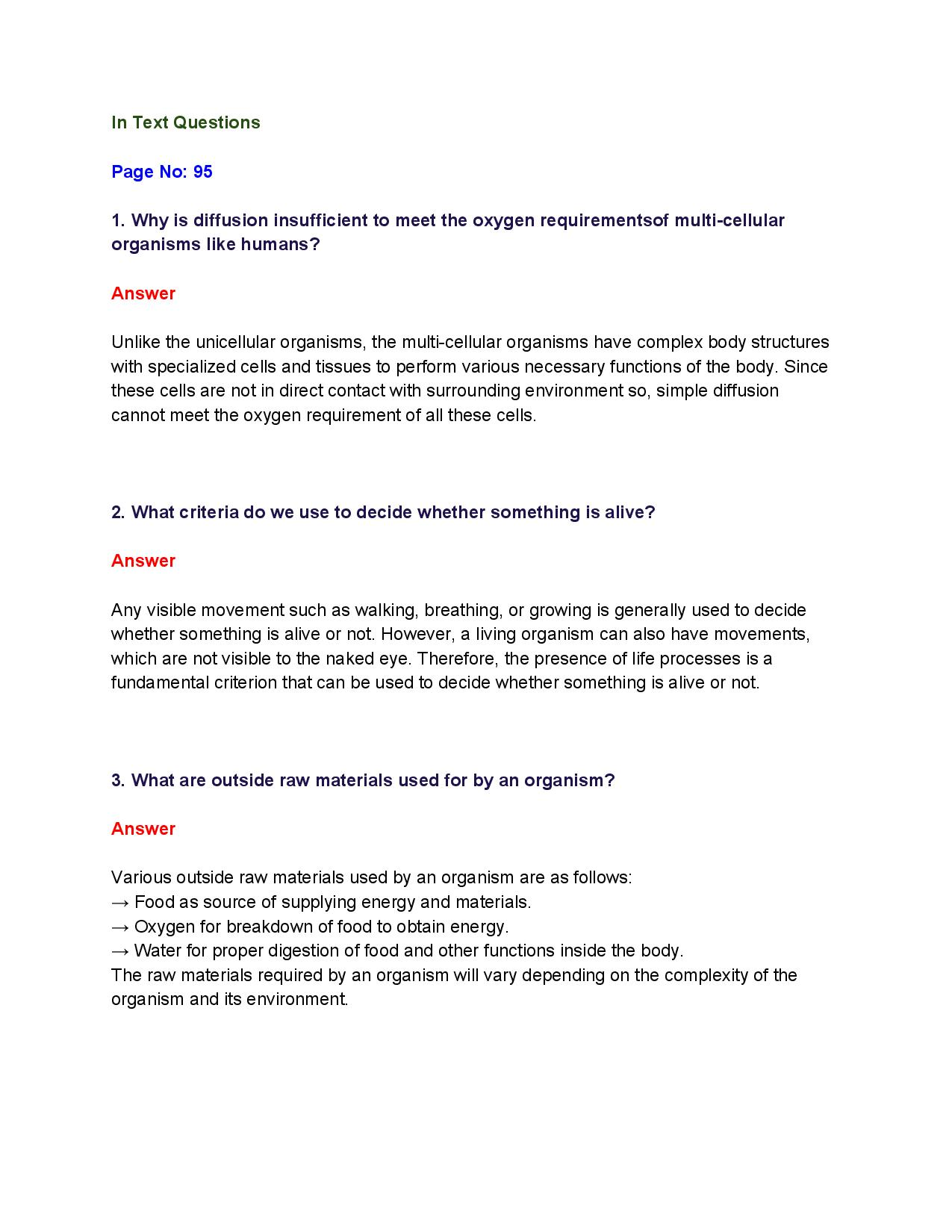 NCERT Solutions for Class 10th_ Ch 6 Life Processes Science-page-001