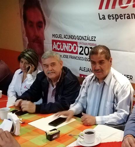 Miguel Acundo apertura prensa 1