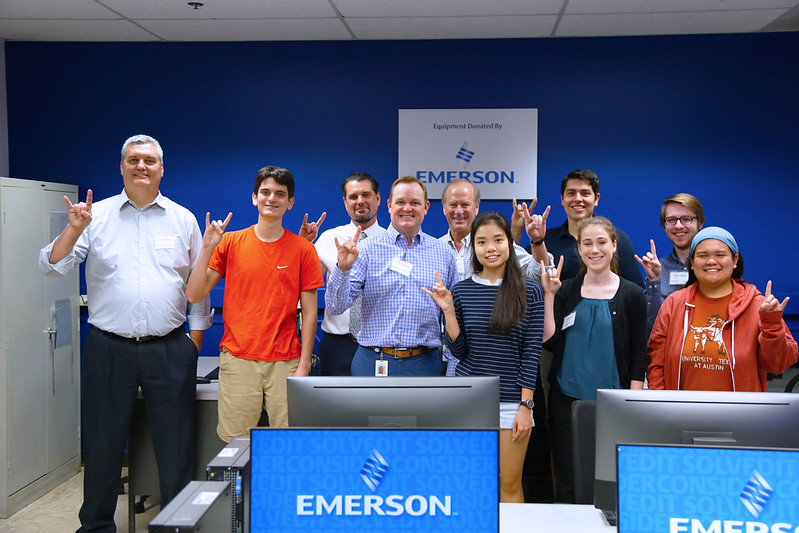 Emerson Networking Lunch