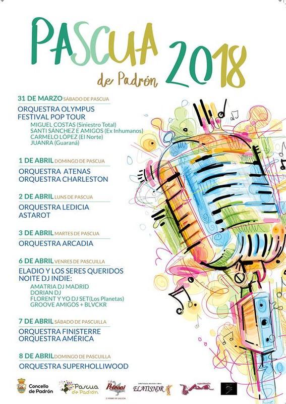 Padrón 2018 - Pascua - programa