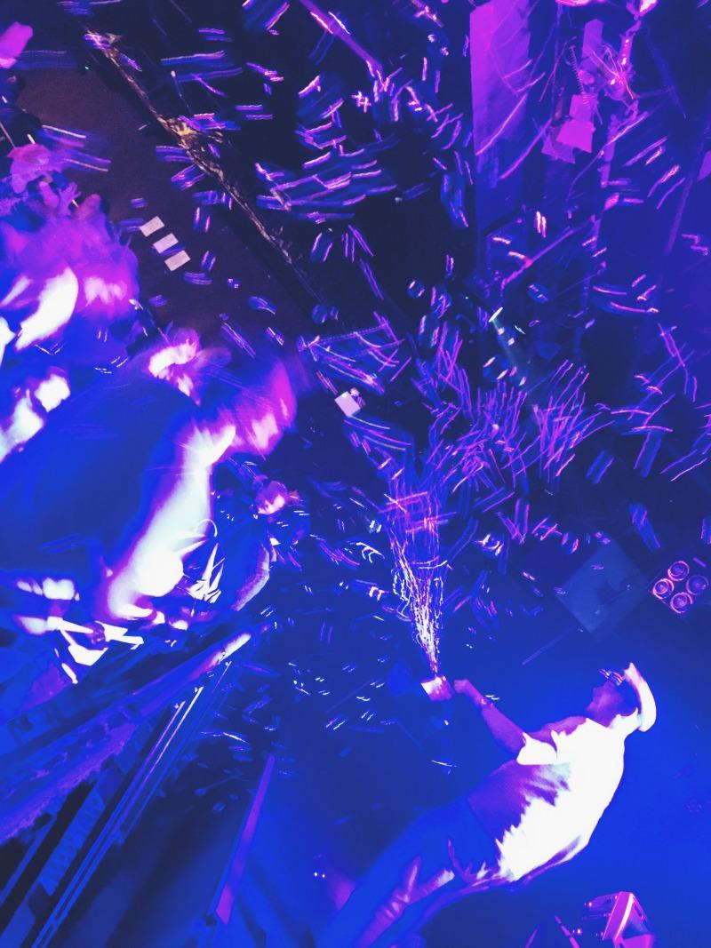 DJ Bubbles BFLF