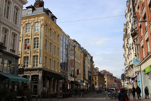 Street in Lille