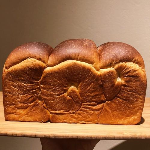 山型食パン うーん