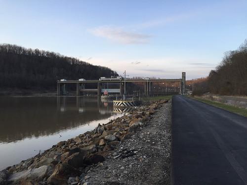 Opekiska Lock and Dam