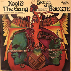 KOOL & THE GANG:SPIRIT OF THE BOOGIE(JACKET A)