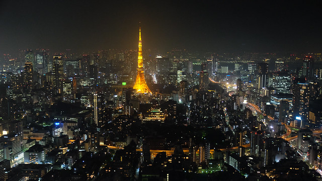 Tokyo From Above-9