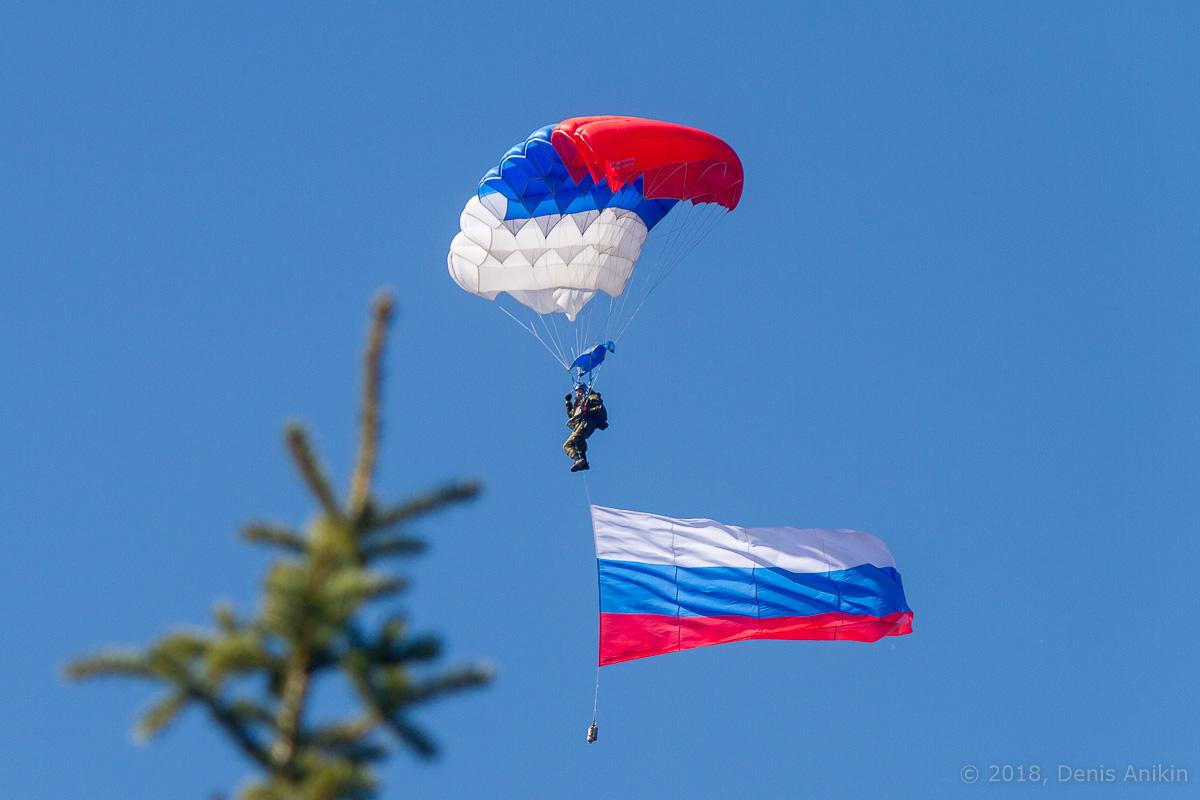 День космонавтики на месте приземления Гагарина фото 6