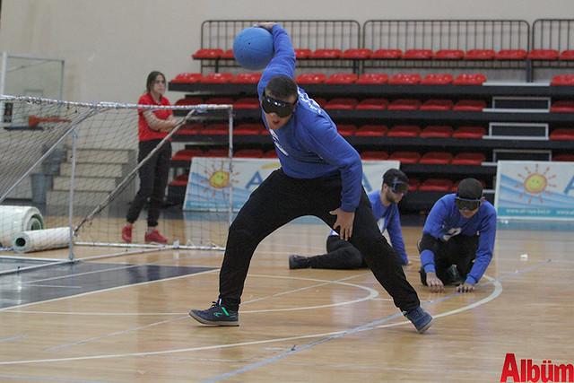 1. ve 2. Lig 1. Devre Erkekler Goalball Türkiye Şampiyonası sona erdi. -2