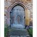 Smithills Hall Door