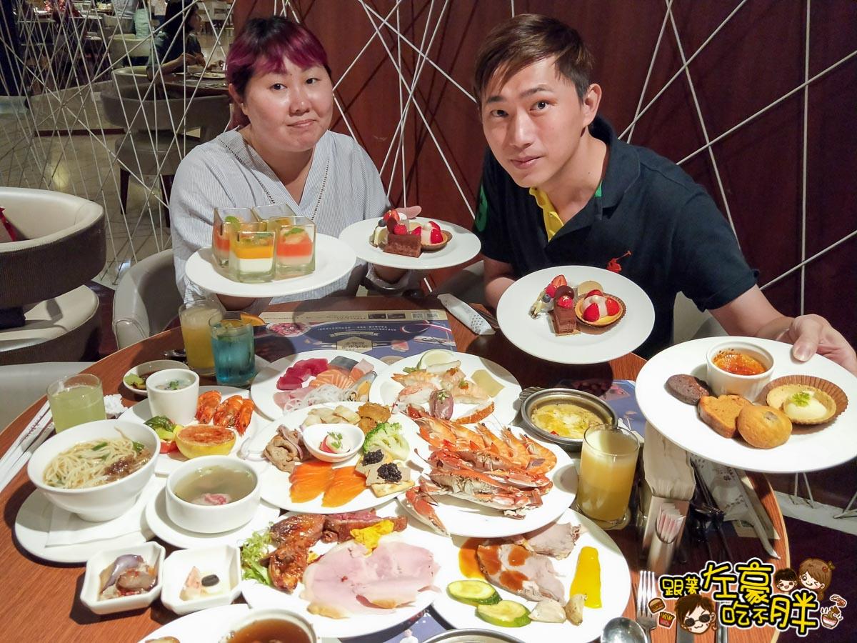 漢神巨蛋海港餐廳吃到飽-108