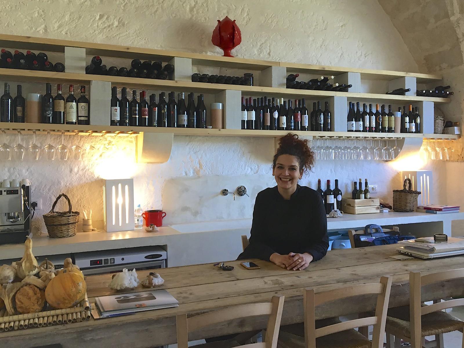 Puglia Masseria Palombara