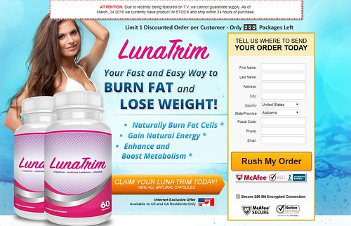 Luna Trim - It's Really Working For Lose Your Weight