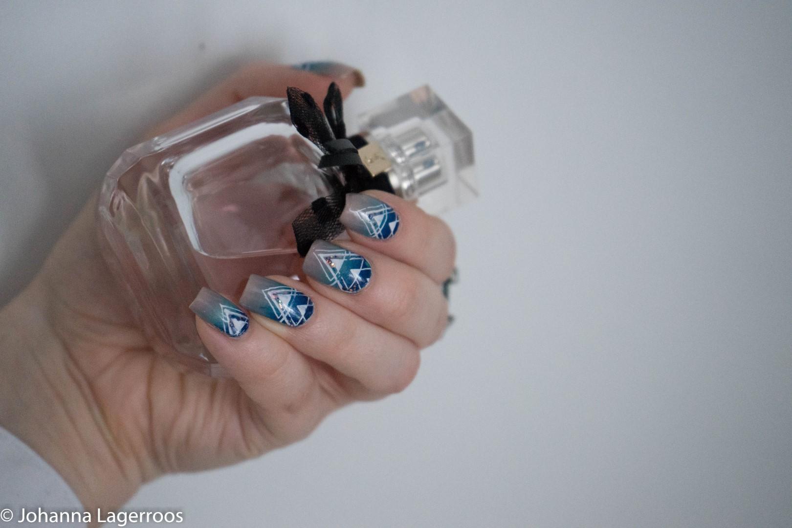 bohemic nails