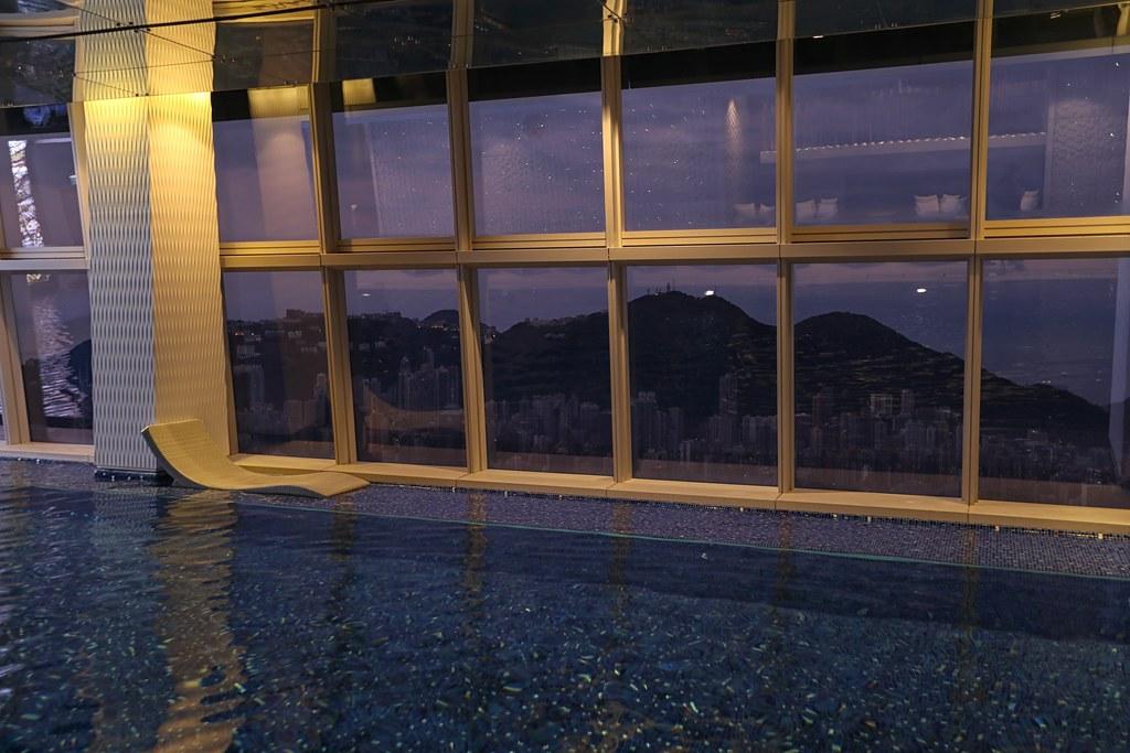 Ritz-Carlton Hong Kong Pool and Gym 32