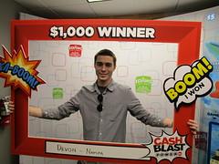 Devon-$1,000 Cash Blast