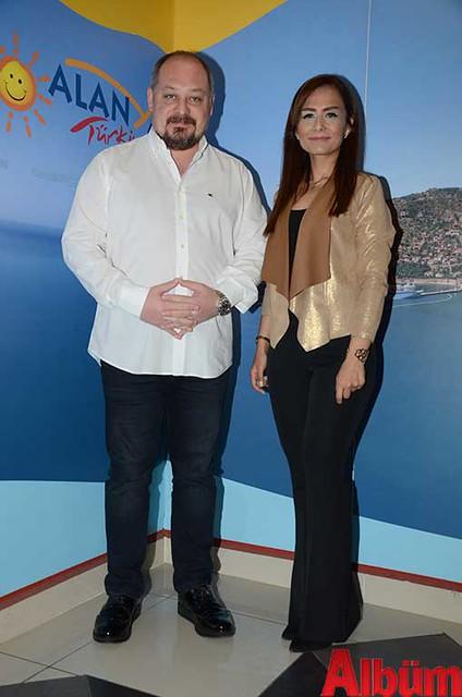 ALTSO Tuna Tüner konferans