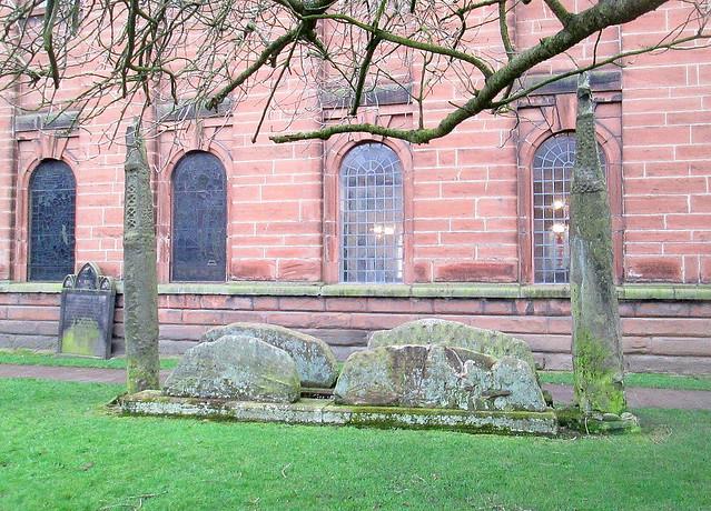 Giant's Grave Stones