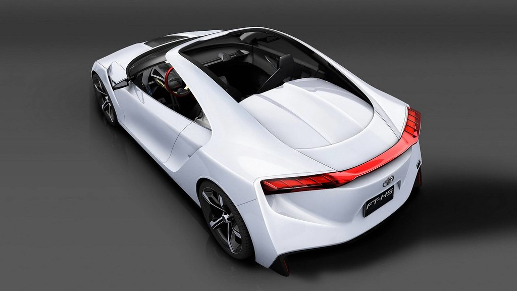 Toyota FT-HS Concept Vehicle