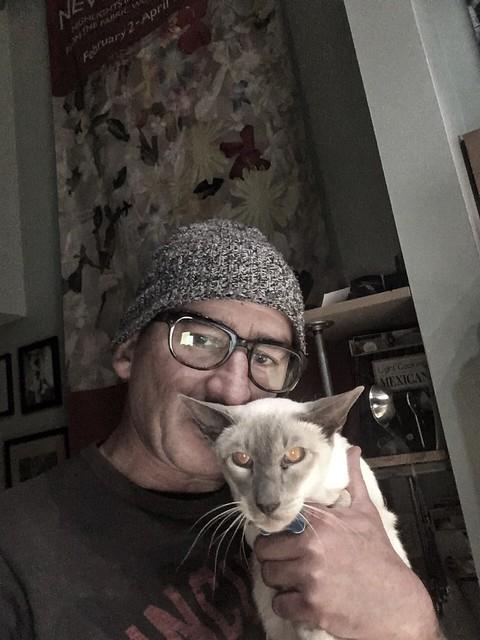 Sid and me