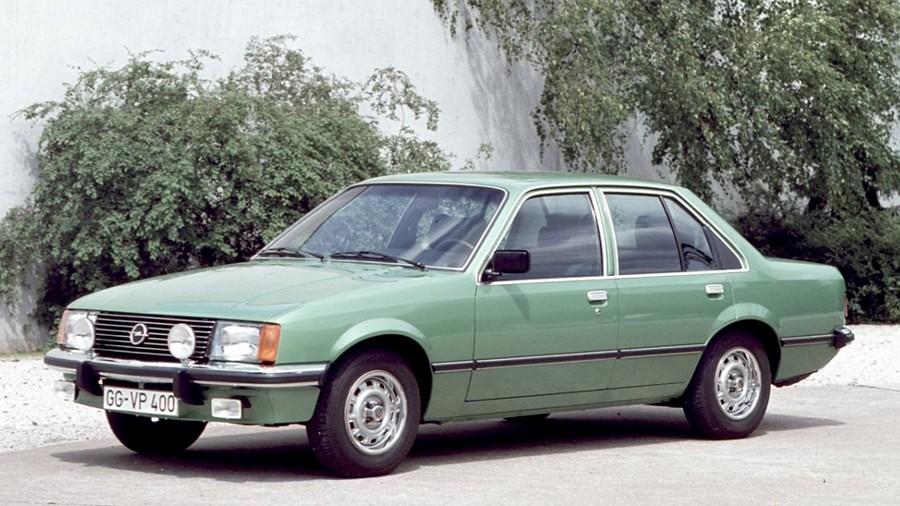 Opel-Rekord 1977