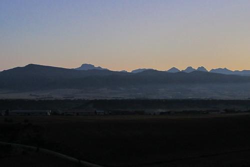 20121001 33 025 Jakobus Berge Morgenstimmung Weg Nebel Berdun Wald
