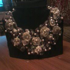 Зиновьева Виктория (рук. Часовских Надежда Геннадьевна) - Ожерелье для мамы