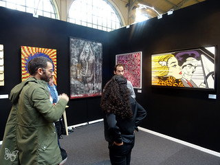 Urban Art Fair Paris