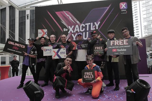 XPAX XACTLY YOU