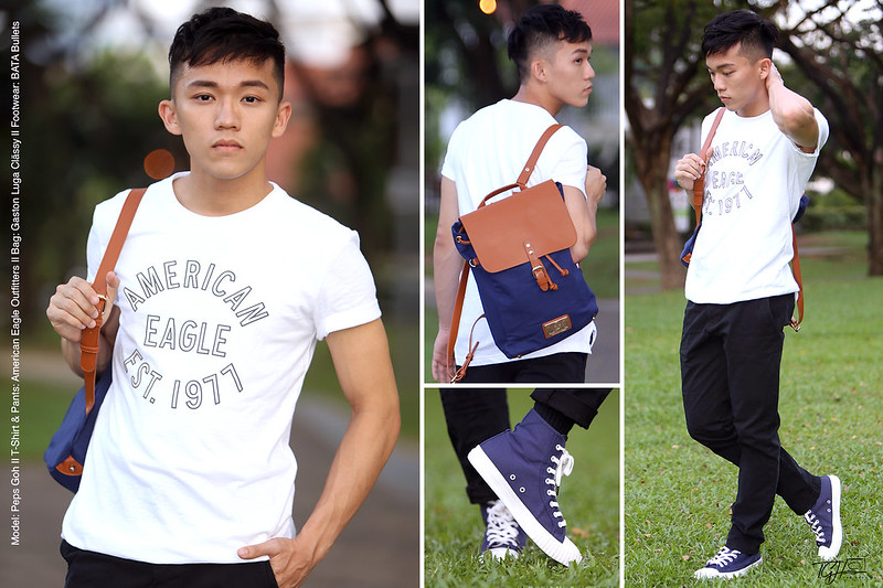 Peps Goh American Eagle Outfitters