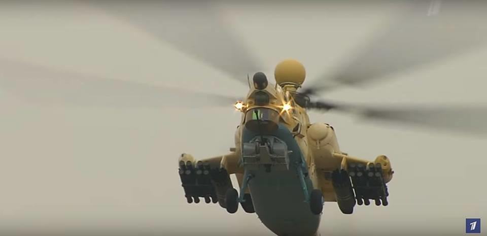 صور المروحيات الجزائرية  Mi-28NE/UB - صفحة 8 25994762047_fdc429614b_b