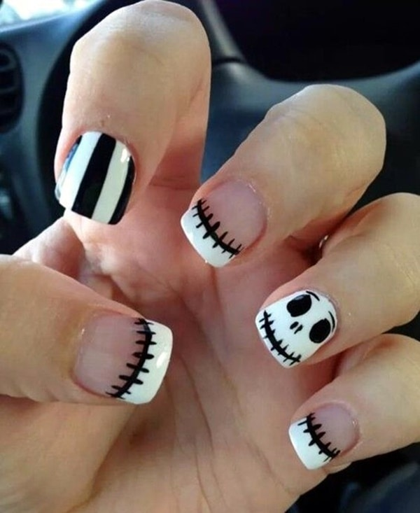 The Best Nail Art Ideas To Try This Fall - Fashion 2D