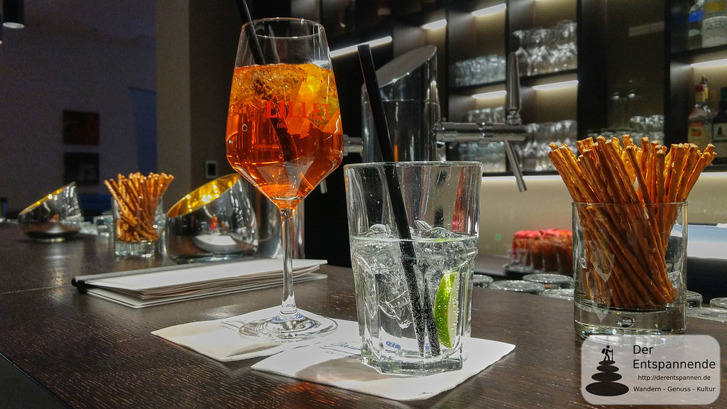 Hotelbar H+ Hotel Limes Thermen Aalen