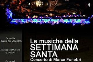 Noicattaro. concerto settimana santa front
