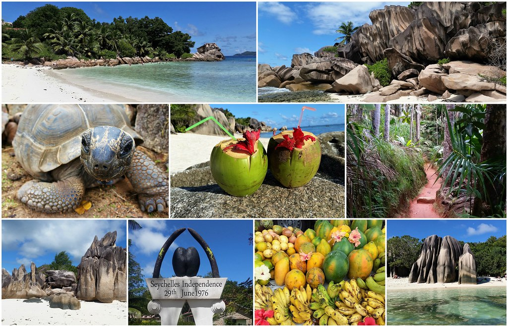 Sielsko seszelsko - idylliczne wyspy Seszeli