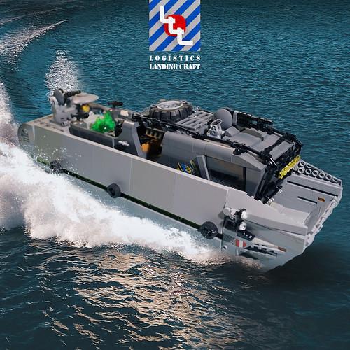 LLL - Logistics barge - DA3